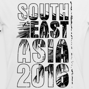 Southeast Asia 2016 T-shirts - Vrouwen contrastshirt