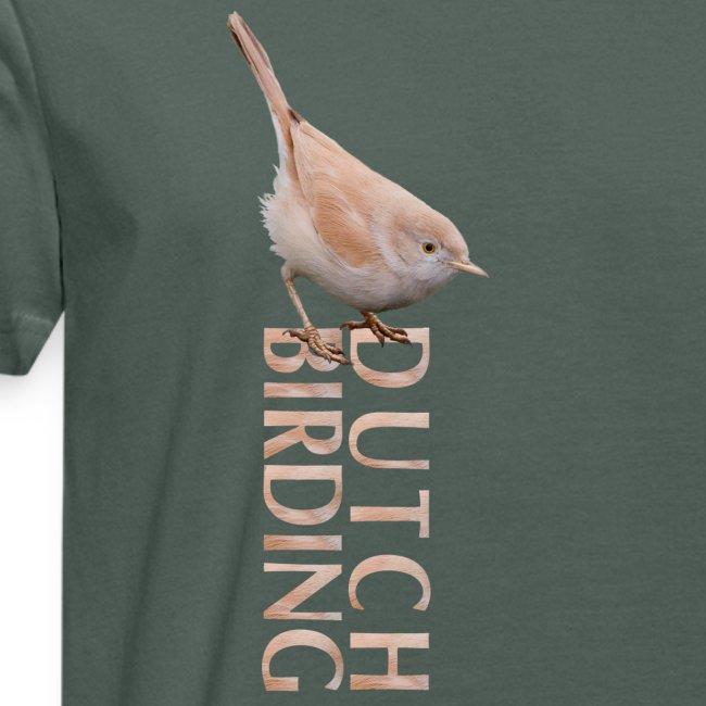 AWG Mannen Bio-T-shirt less