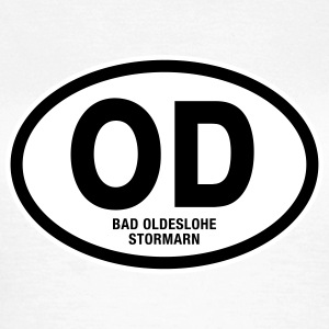 OD Stormarn Bad Oldesloe T-Shirts - Frauen T-Shirt