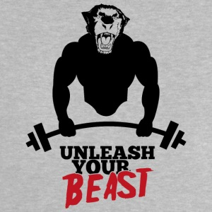 Unleash your beast bodybuilder Shirts - Baby T-Shirt