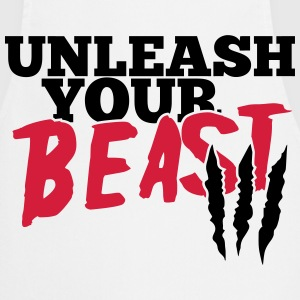 Unleash your beast  Aprons - Cooking Apron