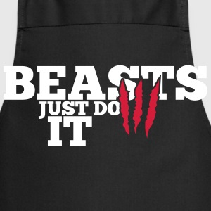 Beasts just do it  Aprons - Cooking Apron