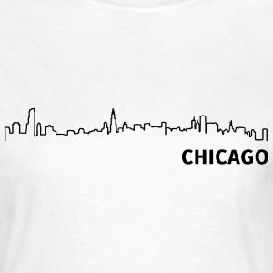 Chicago T-Shirts - Frauen T-Shirt
