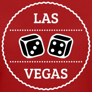 Las Vegas Patch (Nevada / 2C) T-Shirts - Frauen Bio-T-Shirt