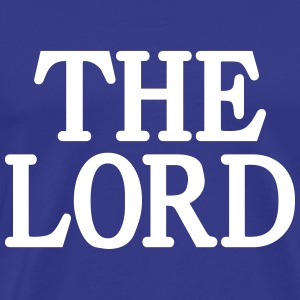 The Lord T-shirts - Herre premium T-shirt