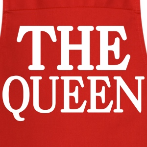 The Queen  Aprons - Cooking Apron