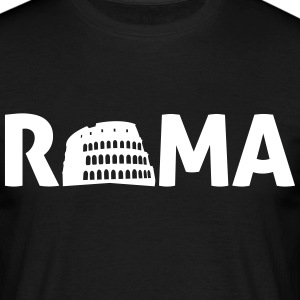 Roma Tee shirts - T-shirt Homme