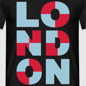 London T-Shirts - Männer T-Shirt