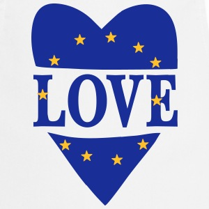 Love Europe  Aprons - Cooking Apron