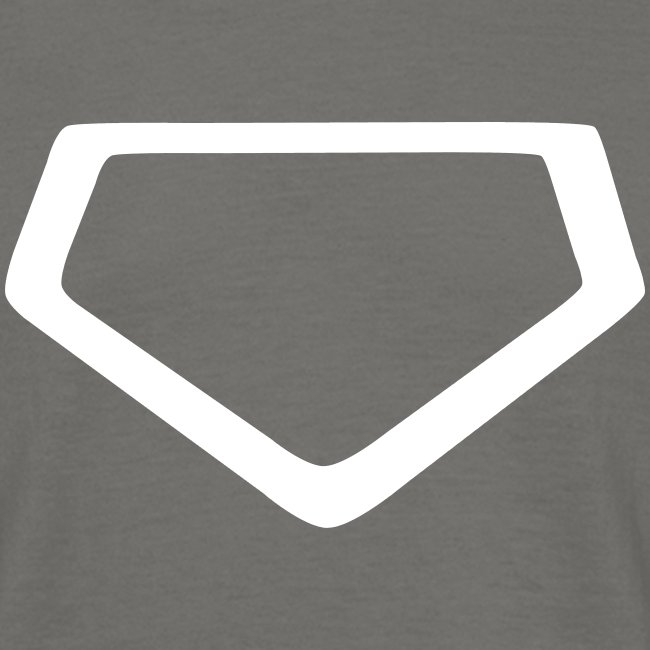 "Baseball Shirt ""Homeplate"""