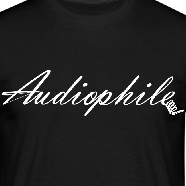 Audiophile Black