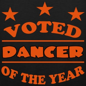Voted dancer of the year 111 Tanktops - Mannen Premium tank top