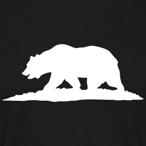 California T-shirts - Mannen T-shirt