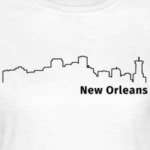 New Orleans T-Shirts - Frauen T-Shirt