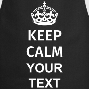 Keep Calm Tabliers - Tablier de cuisine