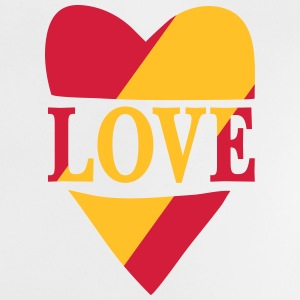Love Spain Tee shirts - T-shirt Bébé