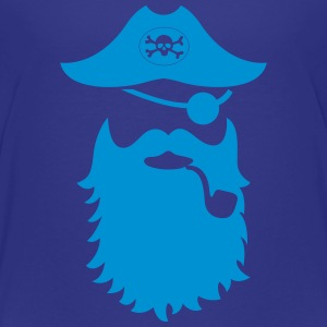 piraten moustache - Kinder Premium T-Shirt