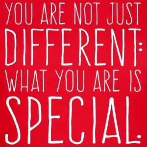 You Are Special T-Shirts - Women's T-Shirt