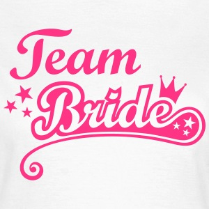 Team Bride Stag and Hen Nights out Party Crew  T-Shirts - Women's T-Shirt