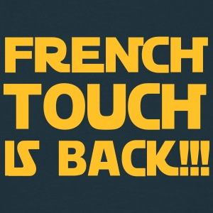 french touch Tee shirts - T-shirt Homme