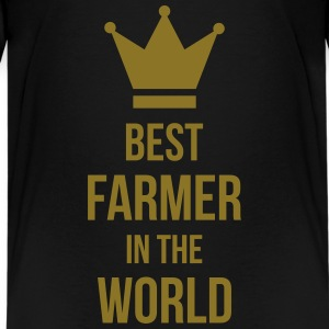 Best Farmer Shirts - Teenager Premium T-shirt