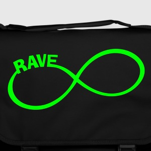 rave raver raven rave wear Bags & Backpacks - Shoulder Bag