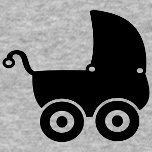 Kinderwagen T-Shirts - Frauen Bio-T-Shirt