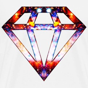 Swag Diamond T-Shirts - Men's Premium T-Shirt