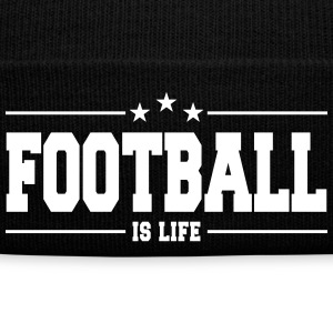football is life 1 Caps & luer - Vinterlue
