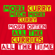 Design ~ More Curry!