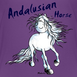 Andalusian Häst - Andalusier T-shirts - Premium-T-shirt tonåring