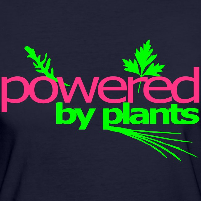 powered by plants girls