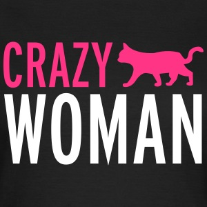 Cat Woman T-shirts - Vrouwen T-shirt
