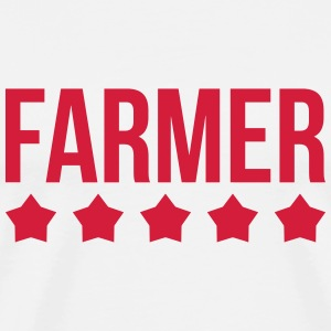 Farmer T-Shirts - Men's Premium T-Shirt