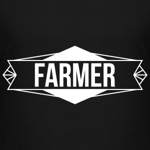 Farmer T-Shirts - Teenager Premium T-Shirt