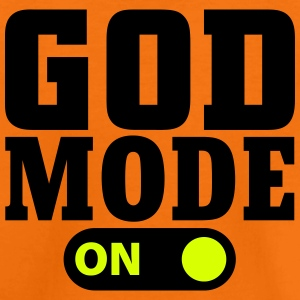God Mode on Shirts - Teenage Premium T-Shirt