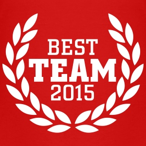 Best Team 2015 Shirts - Kids' Premium T-Shirt