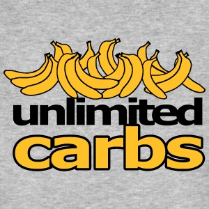 unlimited carbs boys - Männer Bio-T-Shirt