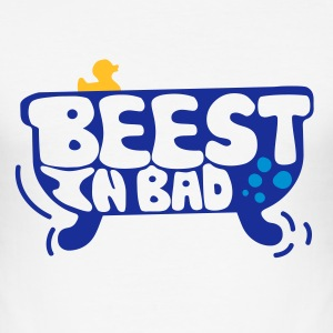 Beest in bad T-shirts - slim fit T-shirt