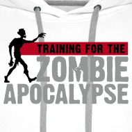 Design ~ Training for the Zombie apocalypse | mens
