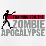Design ~ Training for the Zombie apocalypse   mens