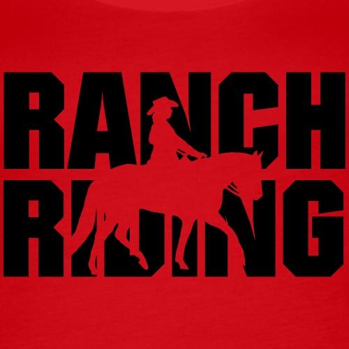 ranch_riding_schriftzug_mit_silhouette