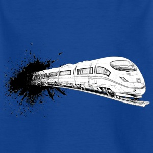 train ICE T-shirts - T-shirt tonåring