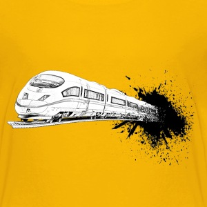 train ICE Shirts - Kids' Premium T-Shirt