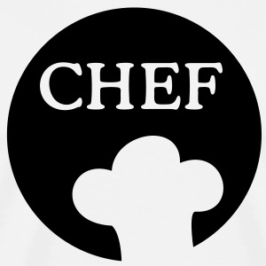 Top Chef Chefs hat cuisine kitchen  - Men's Premium T-Shirt