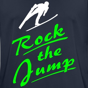 ski jumping - ski flying - skijumper T-Shirts - Men's Breathable T-Shirt