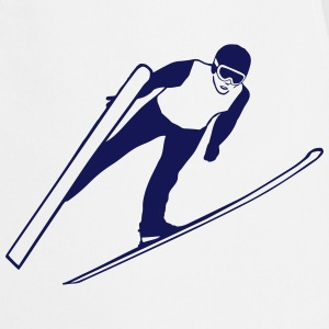 ski jumping - ski flying Tabliers - Tablier de cuisine