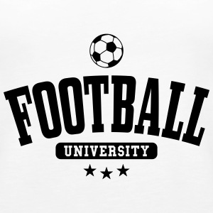 football university Toppar - Premiumtanktopp dam