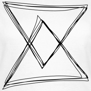 Triangles - Frauen T-Shirt