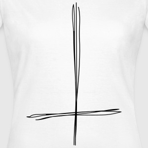 Cross - Frauen T-Shirt